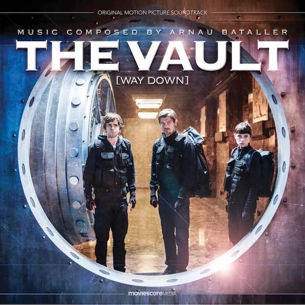 MovieScore Media edita la banda sonora The Vault (Way Down)