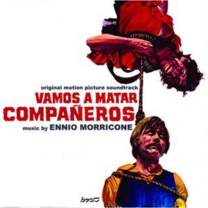 Carátula BSO Vamos a Matar Compañeros - Ennio Morricone
