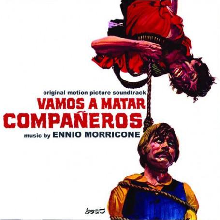 Beat Records reedita Vamos a Matar Compañeros de Ennio Morricone