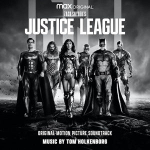 Carátula BSO Zack Snyder's Justice League - Tom Holkenborg