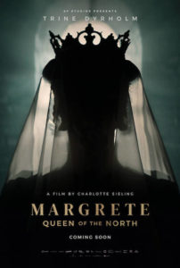 Póster Margrete – Queen of the North