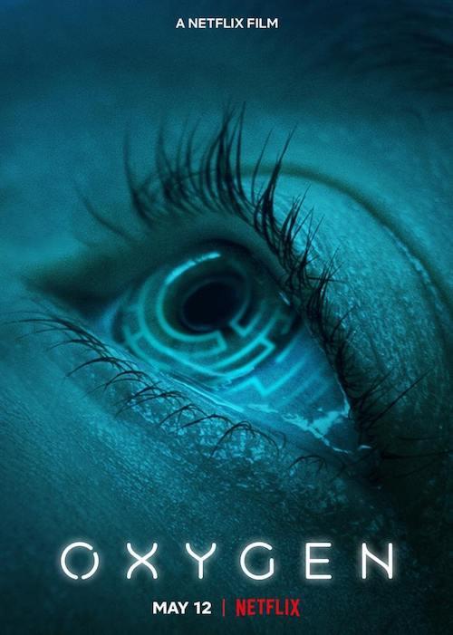 Rob para el thriller de ciencia ficción Oxygen