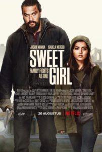 Póster Sweet Girl
