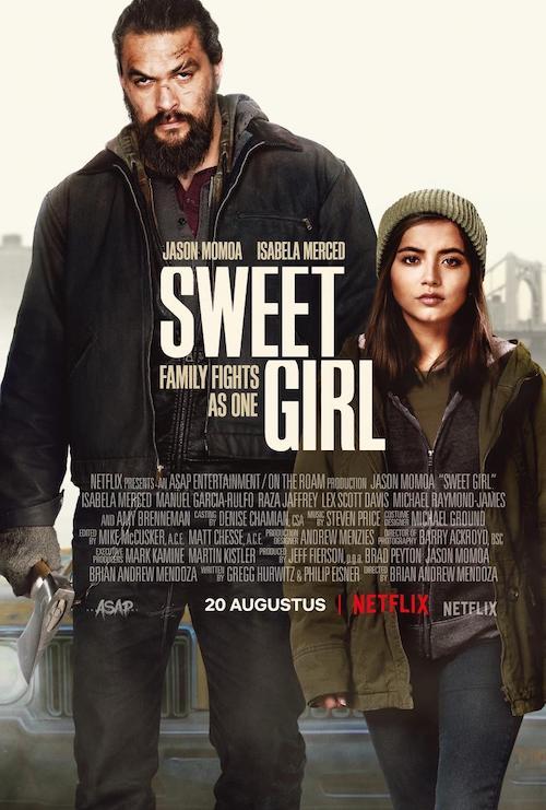 Steven Price para la cinta de acción Sweet Girl