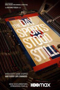 Póster The Day Sports Stood Still