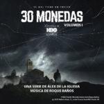 Carátula BSO 30 Monedas: Volumen I - Roque Baños