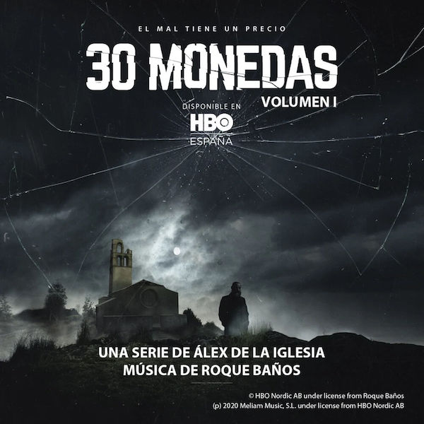 Meliam Music edita la banda sonora 30 Monedas: Volumen I al VIII