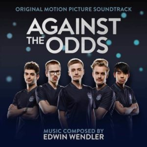 Carátula BSO Against The Odds - Edwin Wendler