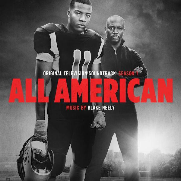 WaterTower Music edita la banda sonora All American: Season 1 & 2