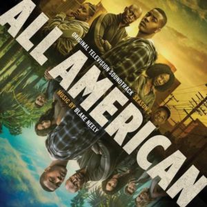 Carátula BSO All American: Season 2 - Blake Neely