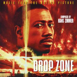 Carátula BSO Drop Zone - Hans Zimmer