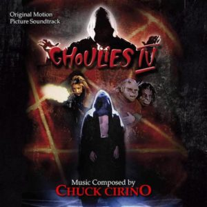 Carátula BSO Ghoulies IV - Chuck Cirino