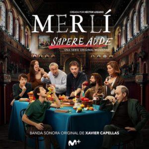 Carátula BSO Merlí Sapere Aude Temporada 2 - Xavier Capellas