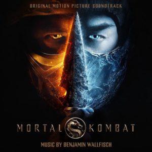 Carátula BSO Mortal Kombat - Benjamin Wallfisch