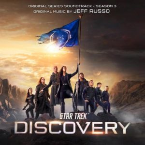 Carátula BSO Star Trek: Discovery Season 3 - Jeff Russo