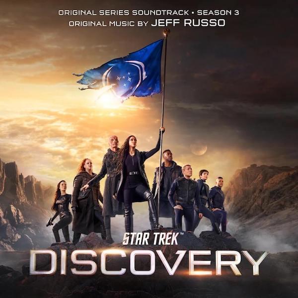 Lakeshore Records edita la banda sonora Star Trek: Discovery Season 3