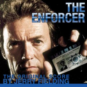 Carátula BSO The Enforcer - Jerry Fielding