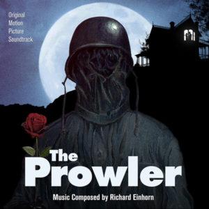 Carátula BSO The Prowler - Richard Einhorn