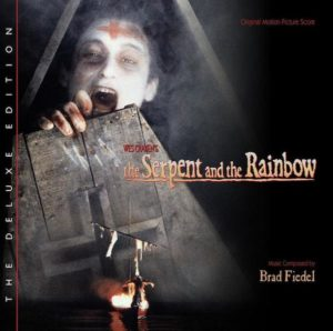 Carátula BSO The Serpent and the Rainbow - Brad Fiedel