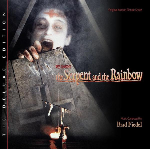 Varèse Sarabande expande The Serpent and the Rainbow de Brad Fiedel