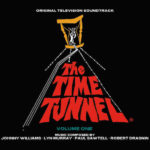 Carátula BSO The Time Tunnel: Volume 1 - John Williams