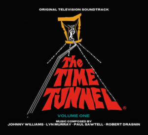 Carátula BSO The Time Tunnel: Volume 1 - John Williams