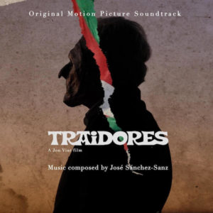 Carátula BSO Traidores - José Sánchez-Sanz