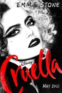 Póster Cruella