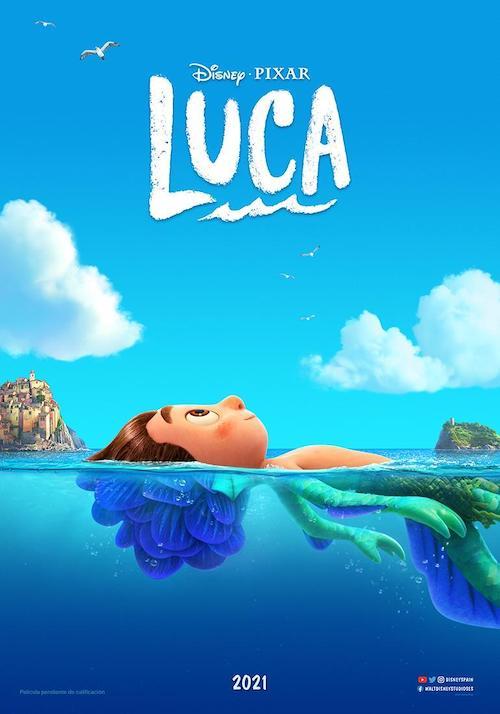 Dan Romer para la cinta de animación Luca