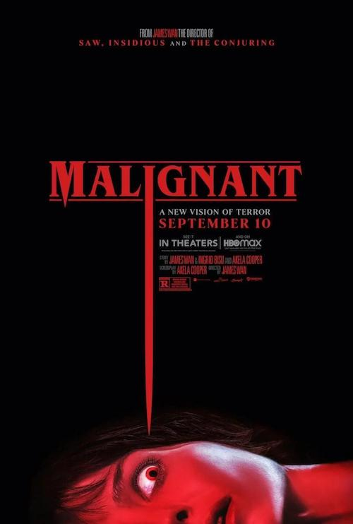 Joseph Bishara para el thriller de terror Malignant
