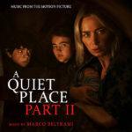 Carátula BSO A Quiet Place Part II - Marco Beltrami