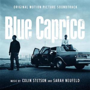 Carátula BSO Blue Caprice - Colin Stetson y Sarah Neufeld