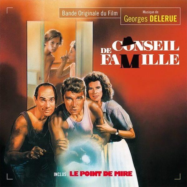 Music Box Records edita Conseil de Famille y Le Point de Mire de Georges Delerue