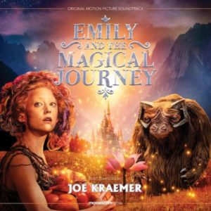 Carátula BSO Emily and the Magical Journey - Joe Kraemer