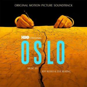 Carátula BSO Oslo - Jeff Russo y Zoe Keating