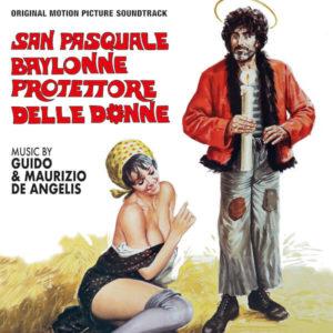 Carátula BSO San Pasquale Baylonne Protettore Delle Donne - Guido y Maurizio De Angelis