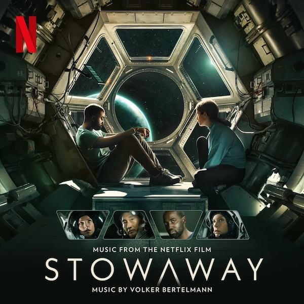 Music.Film Recordings edita la banda sonora Stowaway