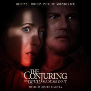 Carátula BSO The Conjuring: The Devil Made Me Do It - Joseph Bishara