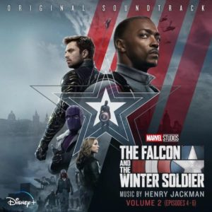 Caratula BSO The Falcon and the Winter Soldier: Vol. 2 - Henry Jackman