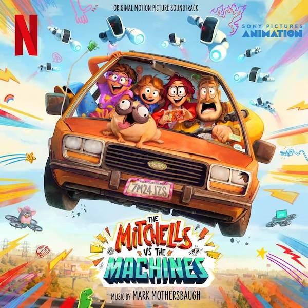 Sony Classical edita la banda sonora The Mitchells vs. the Machines