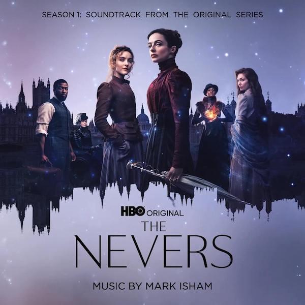 WaterTower Music edita la banda sonora The Nevers: Season 1