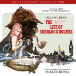 Carátula BSO The Private Life of Sherlock Holmes - Miklos Rozsa