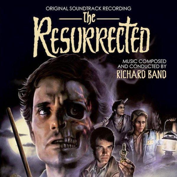 Dragon's Domain Records expande The Resurrected de Richard Band