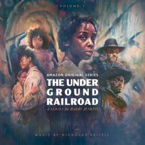 Carátula BSO The Underground Railroad: Volume 1 - Nicholas Britell