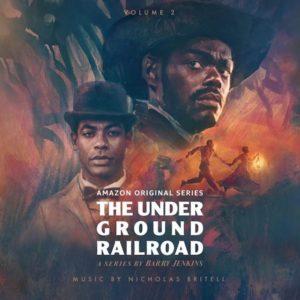 Carátula BSO The Underground Railroad: Volume 2 - Nicholas Britell