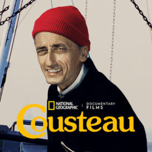 Póster Cousteau