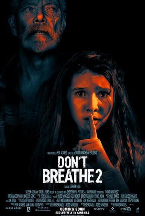 Roque Baños para la secuela Don't Breathe 2