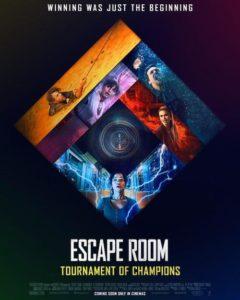 Póster Escape Room: Tournament of Champions