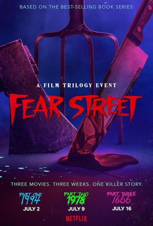 Marco Beltrami, Marcus Trumpp, Brandon Roberts y Anna Drubich para Fear Street