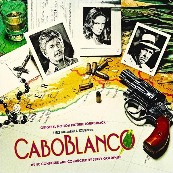 La-La Land Records expande Caboblanco de Jerry Goldsmith